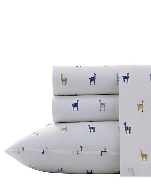Poppy & Fritz Llamas Sheet Set, Queen