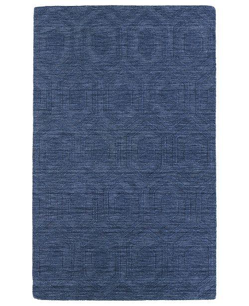 Kaleen Imprints Modern IPM01-17 Blue 8' x 11' Area Rug