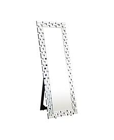 Jericho Chain Link Standing Floor Mirror