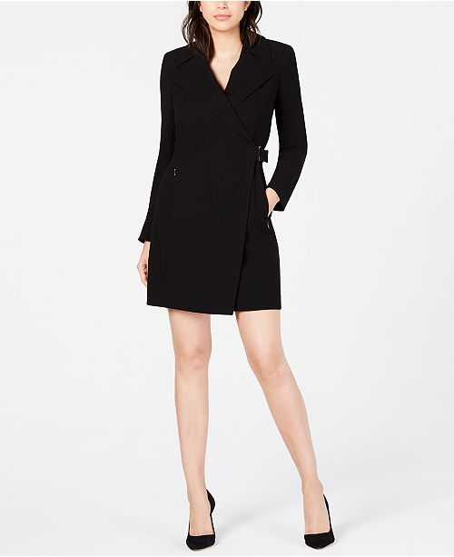 Elie Tahari Charlotte Blazer Dress