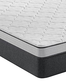 "Beautyrest Foam 7.5"" Medium Mattress Set- King"