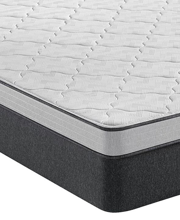 "Beautyrest Foam 7.5"" Medium Mattress Set- Twin"