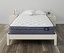 "Sleeptrue Malloy 12.5"" Plush Euro Top Mattress Collection"