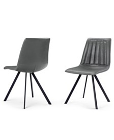 Ryland Dining Chair, Quick Ship (Set of 2)