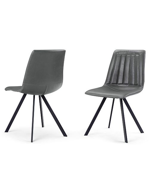 Simpli Home Ryland Dining Chair, Set of 2