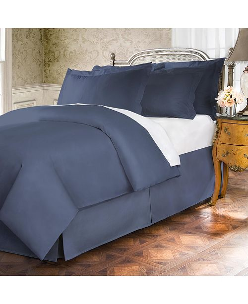 Belles Whistles Belles and Whistles Premium 400 Thread Count Cotton Full Bed Skirt