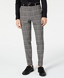Men's Slim-Fit Dress Pants made with Recycled Wool