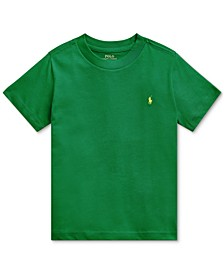 Toddler Boys Jersey Cotton T-Shirt
