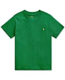 Polo Ralph Lauren Toddler Boys Jersey Cotton T-Shirt