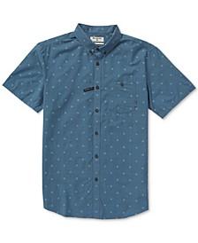 Men's All Day Geometric Jacquard Pocket Shirt
