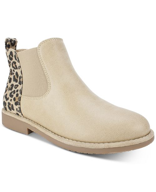 Seven Dials Maggie Booties, Created for Macy's