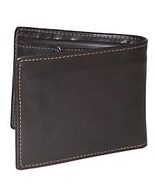 Regatta Convertible Billfold Wallet with Zip Bill Compartment