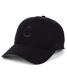 '47 Brand Chicago Cubs Black Series MVP Cap