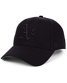 Oakland Athletics Black Series MVP Cap