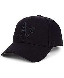 '47 Brand Oakland Athletics Black Series MVP Cap