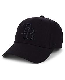 '47 Brand Tampa Bay Rays Black Series MVP Cap