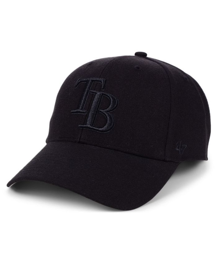 '47 Brand Tampa Bay Rays Black Series MVP Cap & Reviews - Sports Fan Shop By Lids - Men - Macy's