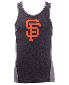 Majestic Men's San Francisco Giants Shattered Record Tank