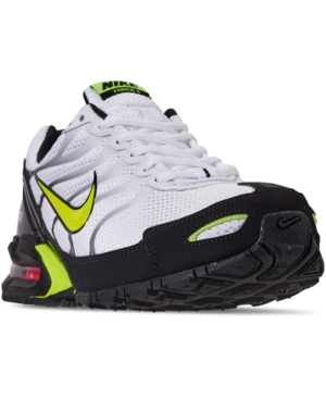 d853e2f2 Nike Men's Air Max Torch 4 Running Sneakers From Finish Line In White/Volt/