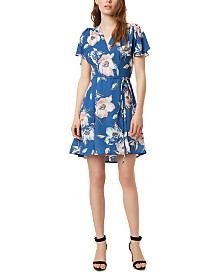French Connection Cari Crepe Dress