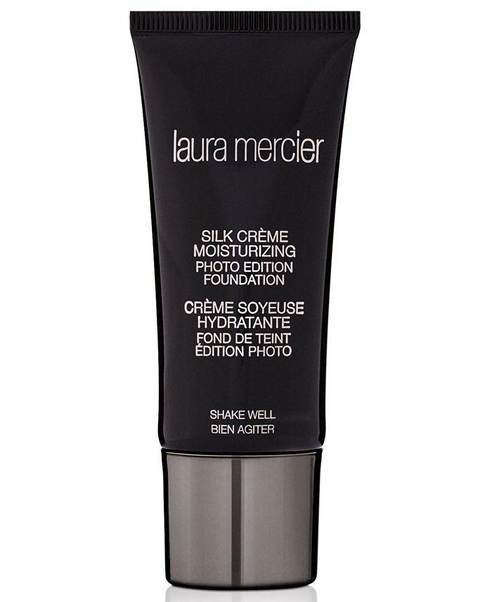 Laura Mercier - Silk Crème Moisturizing Photo Edition Foundation