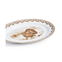 Deals on Martha Stewart Collection Harvest Platter
