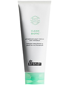 Clean Biotic pH-Balanced Yogurt Cleanser With Chlorophyll, 3.5-oz.