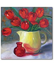 Tulips II Gallery-Wrapped Canvas Wall Art Collection
