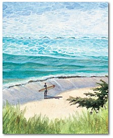 Go Surfing Gallery-Wrapped Canvas Wall Art Collection