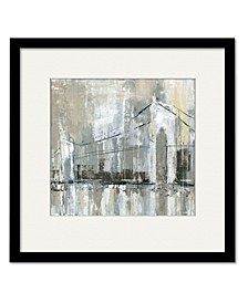 Midtown Bridge I Framed and Matted Art Collection