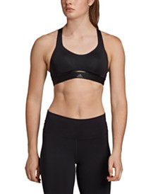 adidas Stronger For It Convertible High-Impact Sports Bra