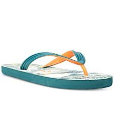Men's Stormy Island Flip Flops