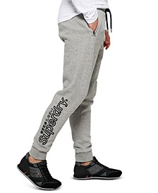 Men's International Applique Jogger Pants