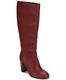 Women's Justin Block-Heel Tall Boots