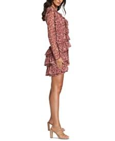 Bardot Alessia Frill Dress