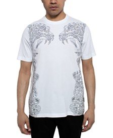 Sean John Men's Primal Rage Graphic T-Shirt