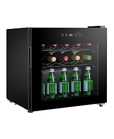 SPT 16-Bottle Compressor Wine Cooler