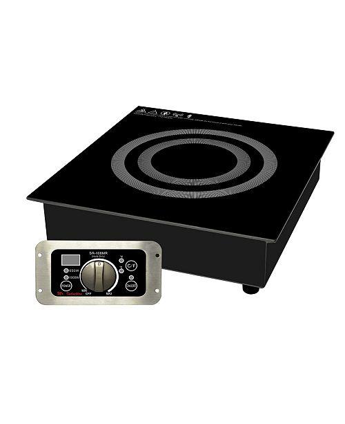 SPT Appliance Inc. SPT 1000 Watt Built-In Hold Only Induction Warmer