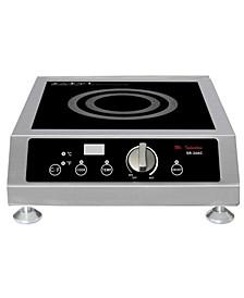 SPT 3400 Watt Commercial Induction Countertop Range