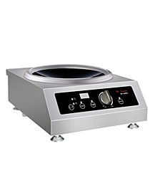 SPT 3400 Watt Commercial Induction Countertop Range
