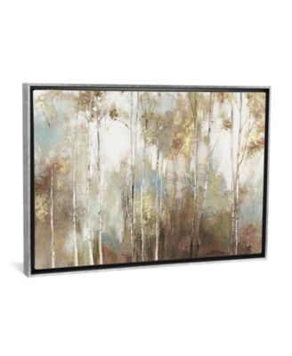 """Fine Birch Iii by Allison Pearce Gallery-Wrapped Canvas Print - 26"""" x 40"""" x 0.75"""""""