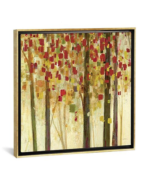 "iCanvas Autumn Shimmer by Carol Robinson Gallery-Wrapped Canvas Print - 18"" x 18"" x 0.75"""