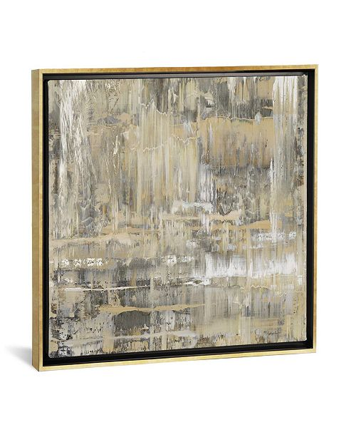 """iCanvas Dedicated by Justin Turner Gallery-Wrapped Canvas Print - 26"""" x 26"""" x 0.75"""""""