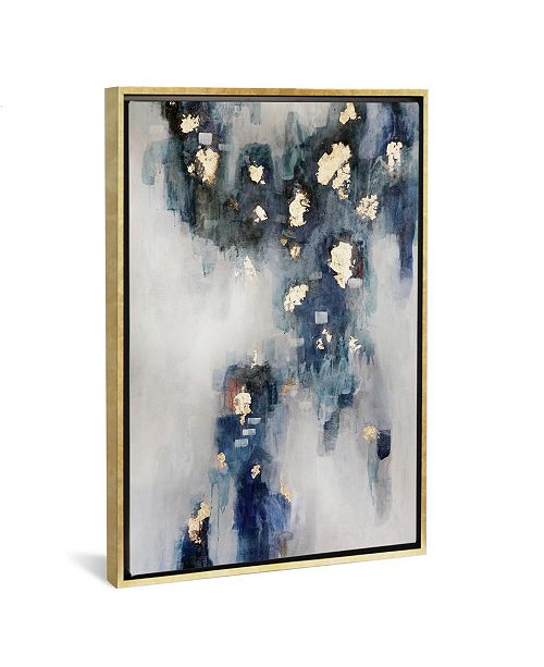 """iCanvas Star Dust by Christine Olmstead Gallery-Wrapped Canvas Print - 26"""" x 18"""" x 0.75"""""""