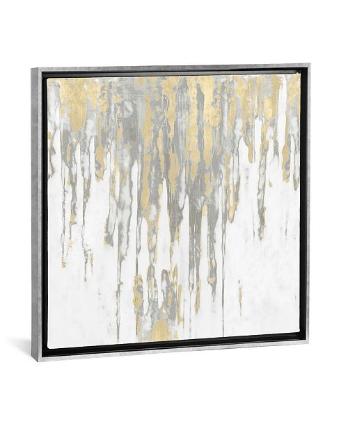 """iCanvas Momentary Reflection Ii by Tom Conley Gallery-Wrapped Canvas Print - 26"""" x 26"""" x 0.75"""""""