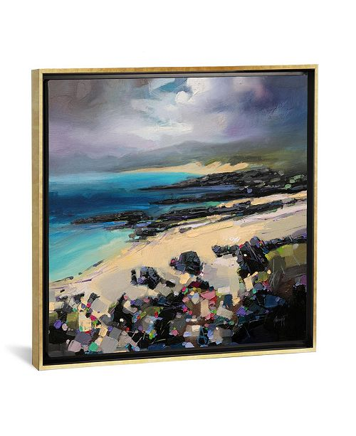 "iCanvas Coulours of Harris by Scott Naismith Gallery-Wrapped Canvas Print - 18"" x 18"" x 0.75"""