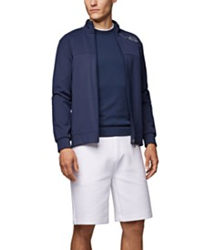 BOSS Men's Ronand Knitted Sweater