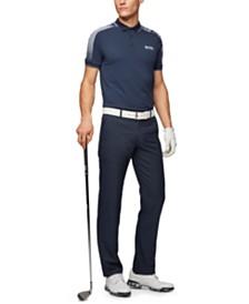 BOSS Men's Paule Pro Slim-Fit Polo Shirt