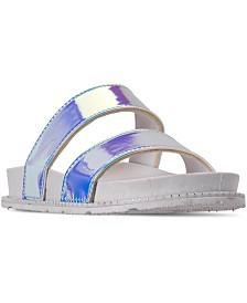 Vlado Big Girls Anna Slide Sandals from Finish Line
