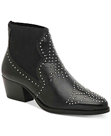 CHARLES by Charles David Zach Booties